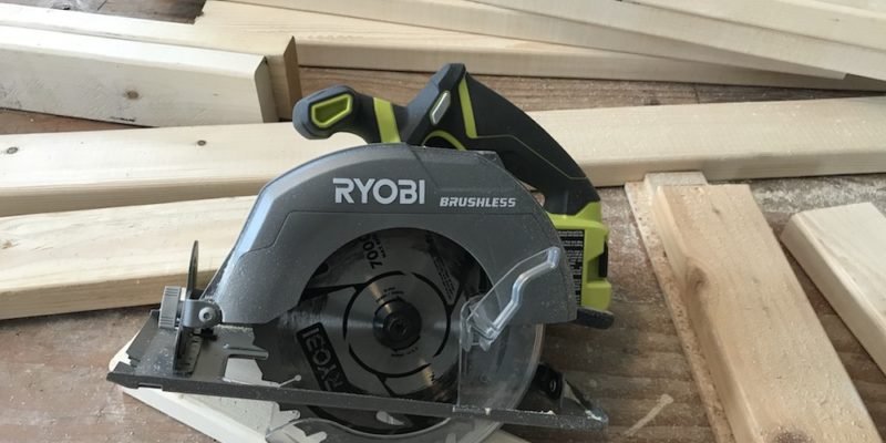 Ryobi p508 18v brushless circular saw review a full size blade at ryobi p508 18v brushless circular saw review a full size blade at last greentooth Image collections