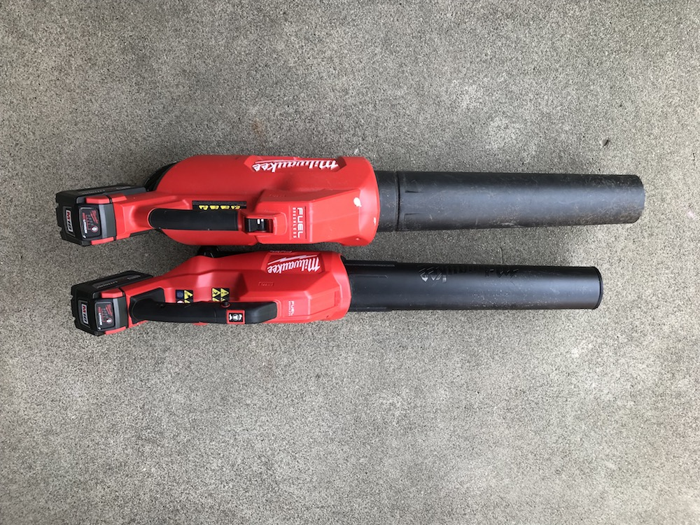 milwaukee m18 blower