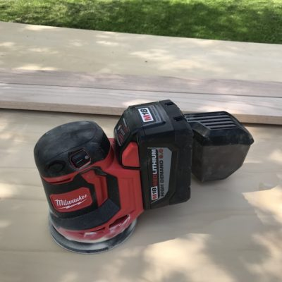 Milwaukee M18 Random Orbit Sander Review – Smooth Boards, No Cords