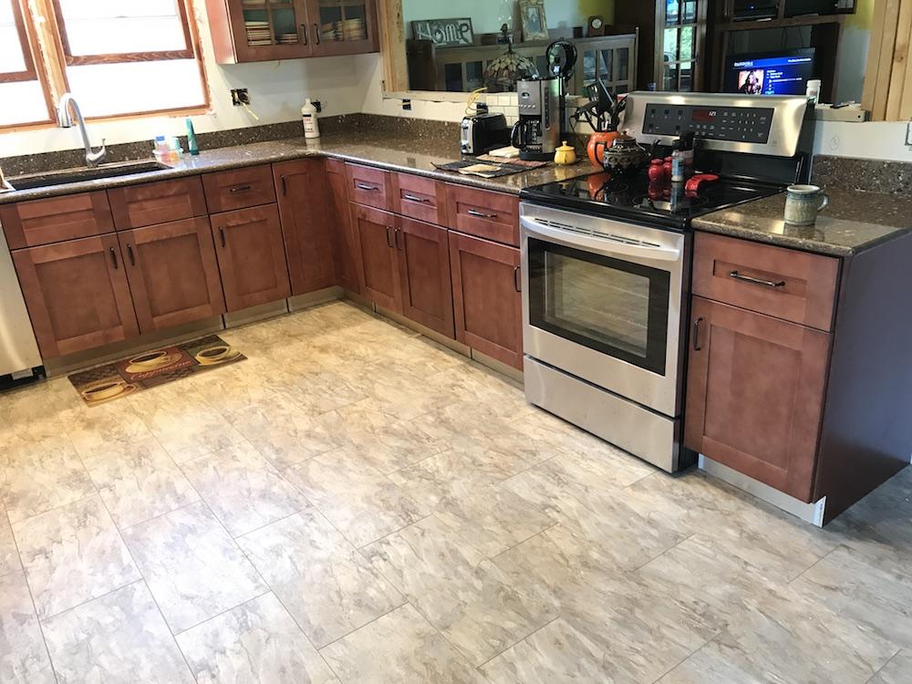 install kitchen cabinet hardware