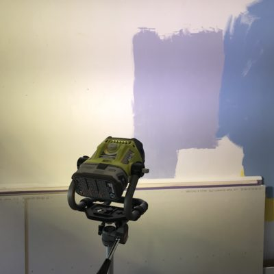 Ryobi P795 Hybrid LED Color Range Work Light Review – Dialing In The View