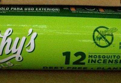 Murphy's Naturals Mosquito Repellent Incense Sticks – Go Zen On Those Buggers