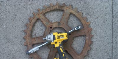 DeWALT 20V MAX XR 1/2 in. Impact Wrench Makes Positive Impact!