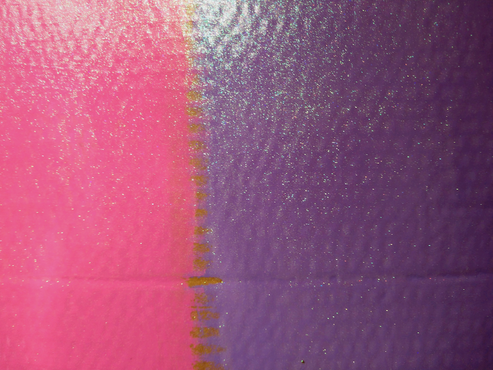 Rust Oleum Interior Glitter Paint Has Dazzling Possibilities