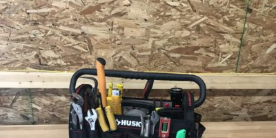 Husky Tool Bags Offer Multiple Ways To Schlep And Protect