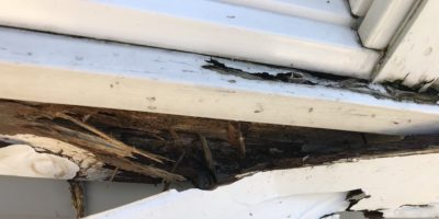 How To Fix A Rotted Windowsill – And What Lies Beneath