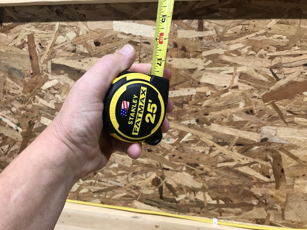stanley 2018 fatmax tape measure