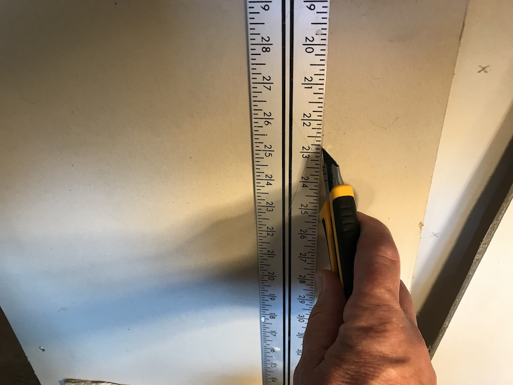 Olfa utility knives