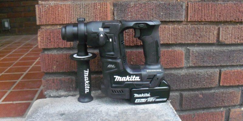 Makita 18V Sub-Compact Rotary Hammer - Compact and Powerful