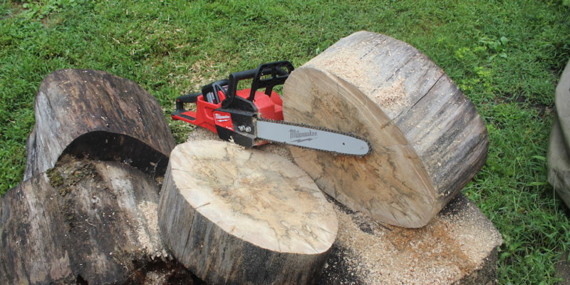 Milwaukee Fuel Chainsaw Review - A Brushless Way To Get
