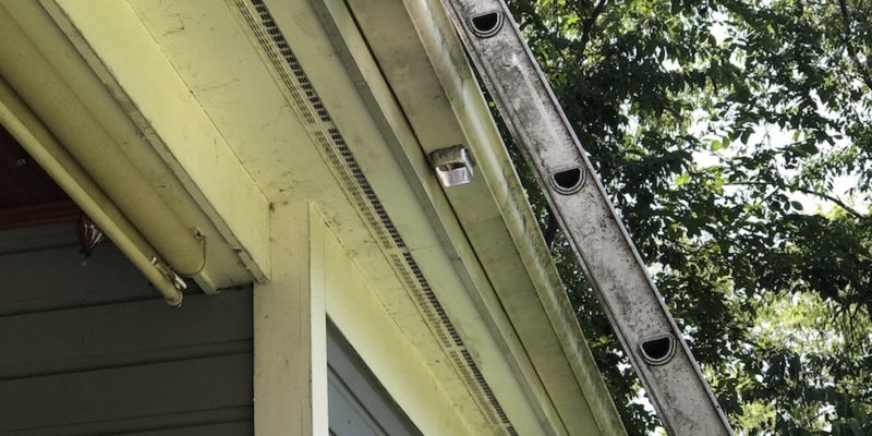 Add A Downspout To Your Gutter And Tell That Water Where