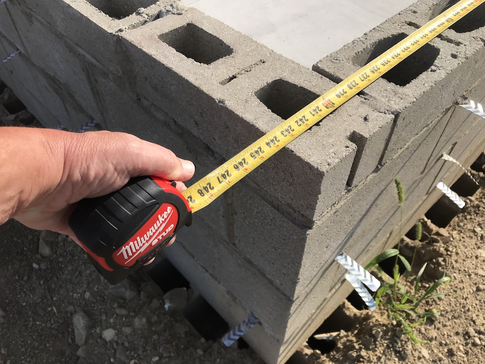 milwaukee stud tape measure