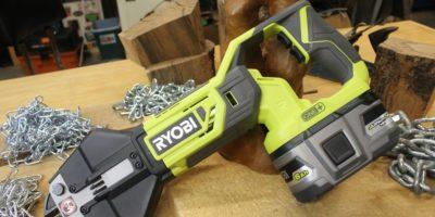 Ryobi 18V Bolt Cutter Model P592 – Bionic Squid Beak Of Doom