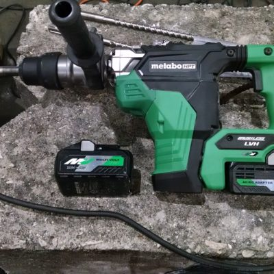 Hello Metabo HPT – Goodbye Hitachi Power Tools
