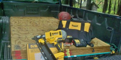 DeWalt Hits the Mark with its 20-Volt Cordless Framing Nailer