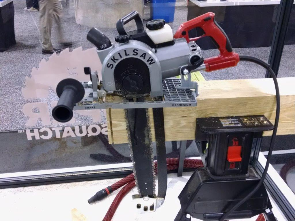 work drive chain saw