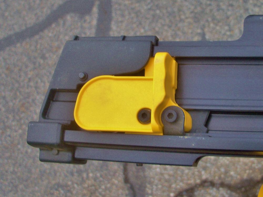 DeWalt 20V Cordless Framing Nailer