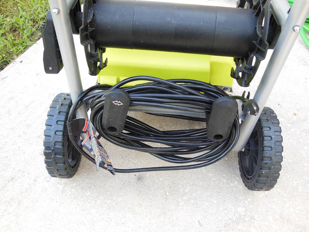 Ryobi Electric Pressure Washer 2,000 PSI 1 2 GPM - Scrub A