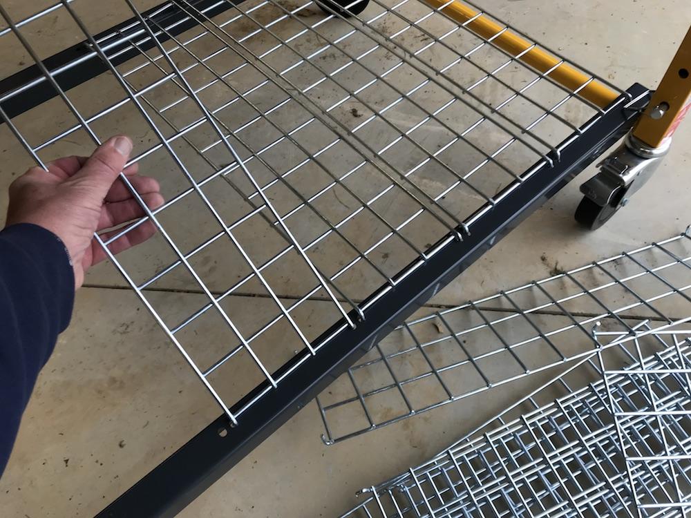 metaltech scaffoldbench