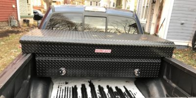 Weather Guard Truck Toolbox Review – No Tool Left Behind