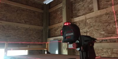 Bosch GLL3-300 Laser Level Review – Beam Me Up, Scotty. And Down, And Sideways.