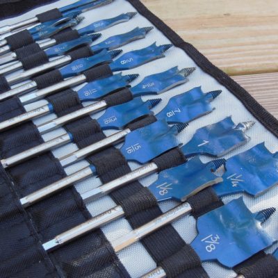 Bosch Daredevil Spade Bits – Like A Hungry Bullet Through Wood
