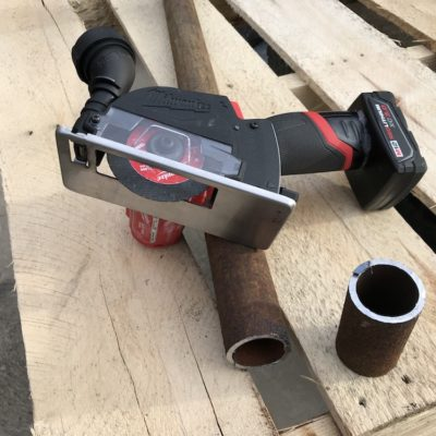 Milwaukee M12 Cut Off Tool Review – The Sound Of One Hand Cutting