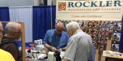 "AAW Partners with Rockler Stores to Host ""Turning and Learning"" Sessions on February 9th"