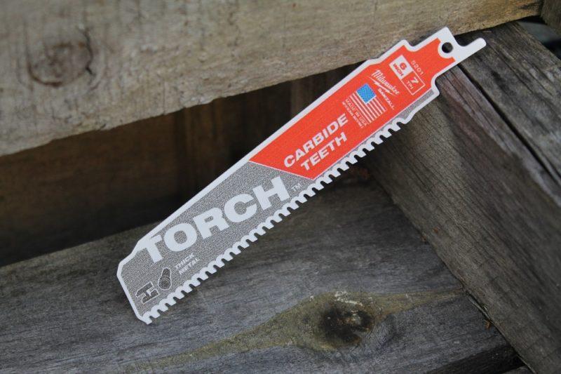 Milwaukee Torch blade