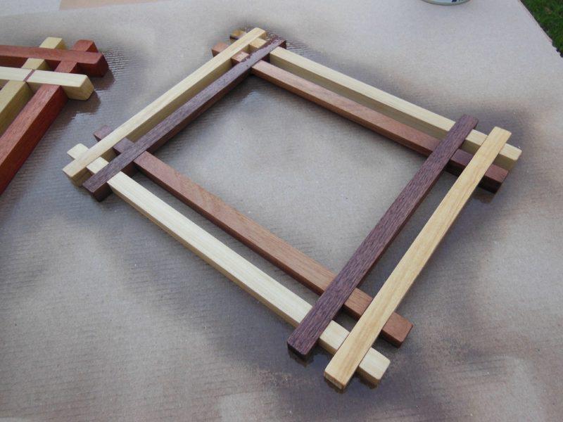 Smaller frame