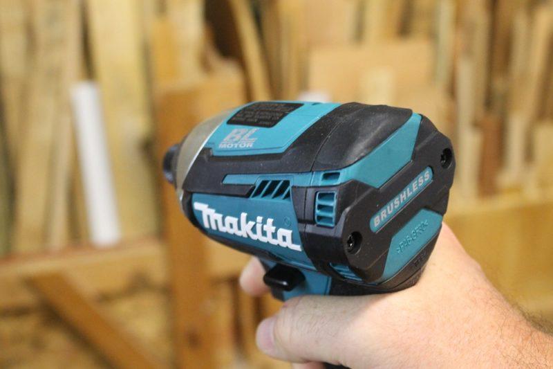 Makita XDT14 impact driver