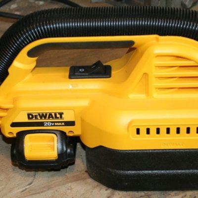 DeWalt DCV517B 20V MAX 1/2 gal Wet/Dry Portable Vac Review – A Mighty Mini Handheld Vac