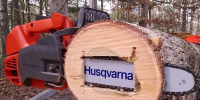 The Buzz About Husqvarna's New Chainsaws