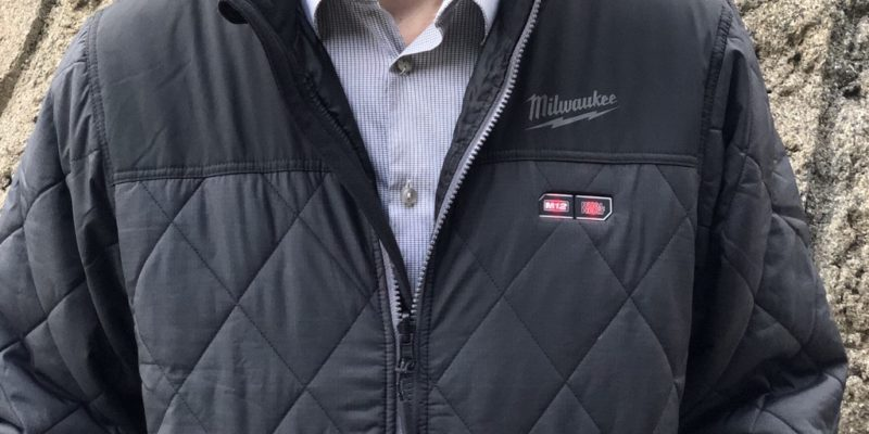 Milwaukee Heated Jacket - The Axis of Thermal - Home Fixated