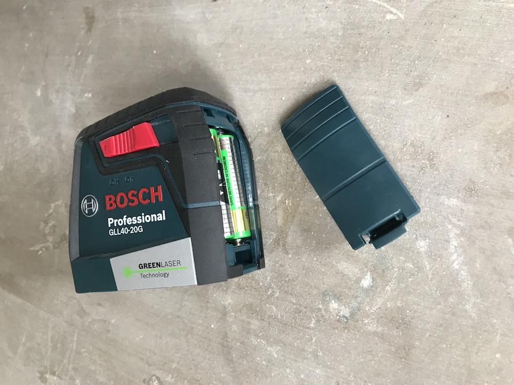 bosch gll40-20g