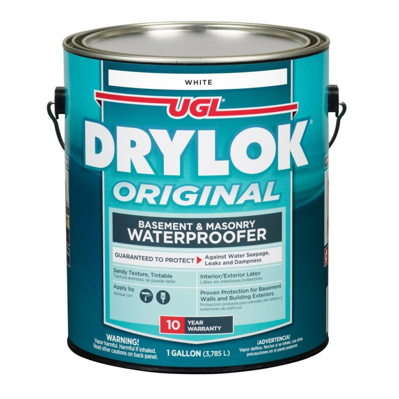Drylok Masonry Waterproofing Paint Review Home Fixated