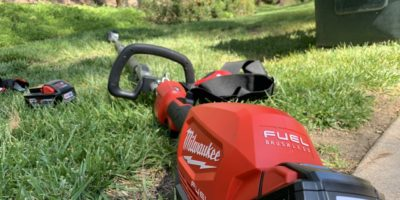 Milwaukee M18 Fuel String Trimmer, Edger, Pole Saw & Hedge Trimmer Quik-Lok System