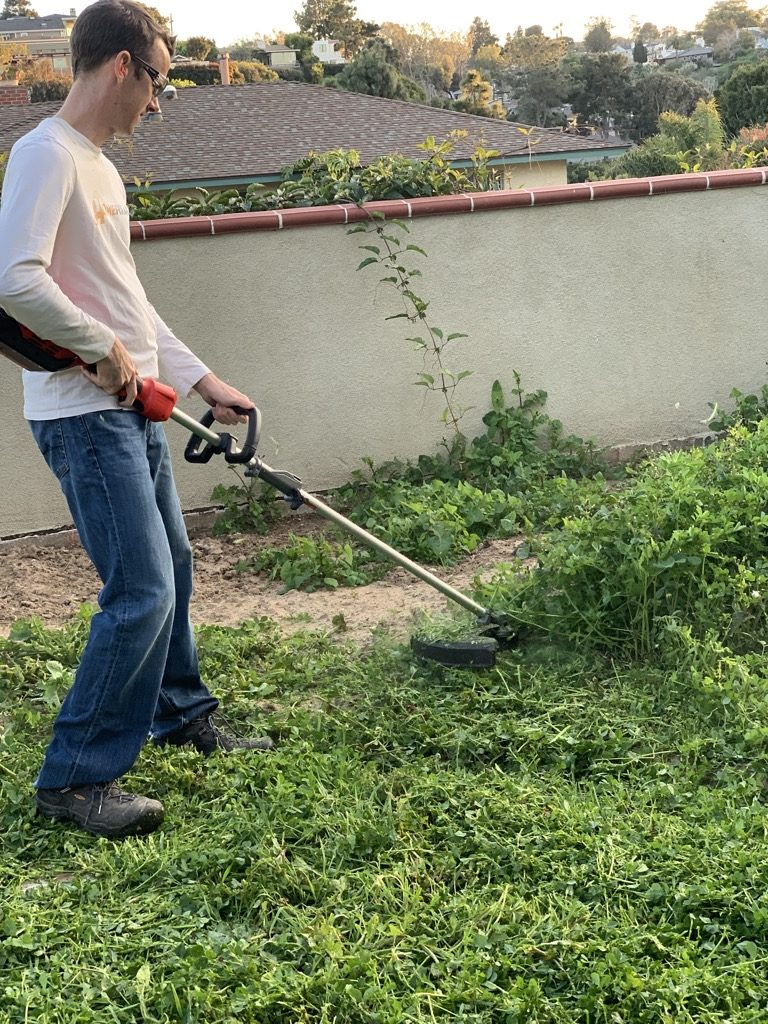 milwaukee quik-lok string trimmer