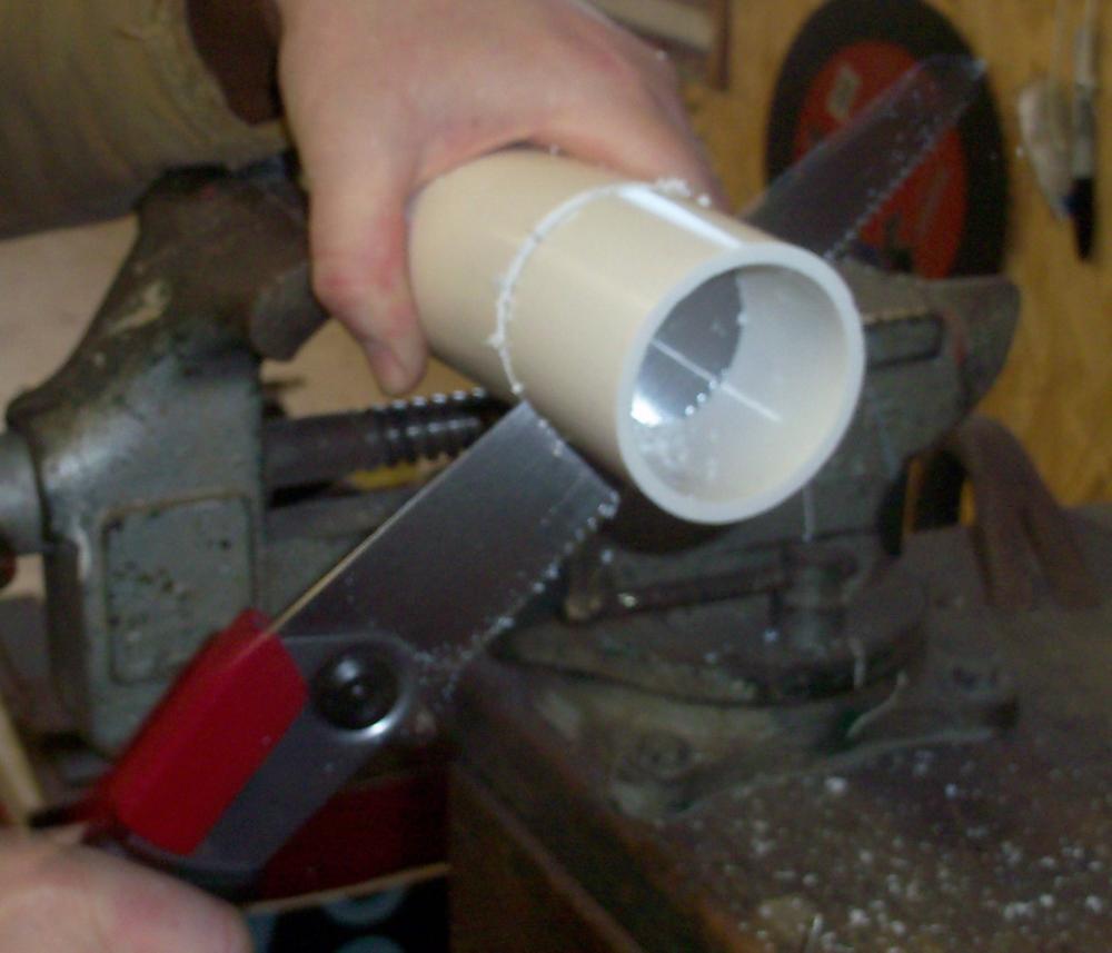 Husky tube cutter