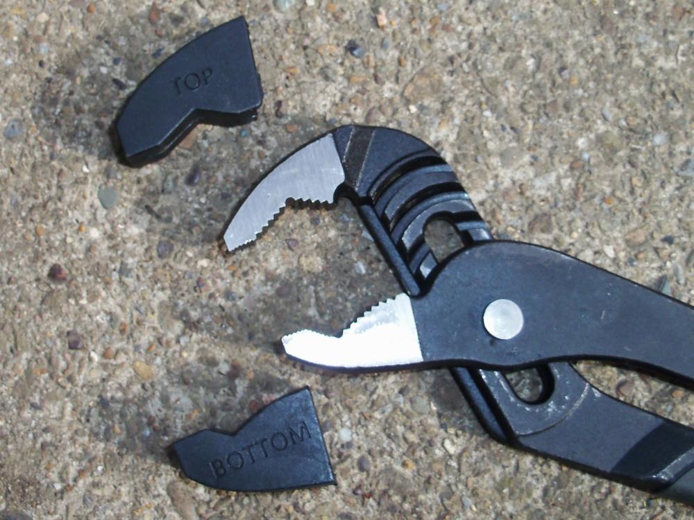 Husky slip joint pliers