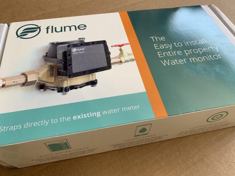 flume leak detector