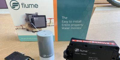 Becoming H2O Omniscient – The Flume Water Monitor and Leak Detector