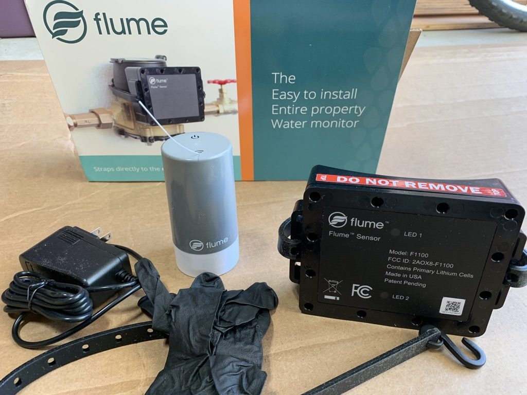 Becoming H2O Omniscient - The Flume Water Monitor and Leak Detector