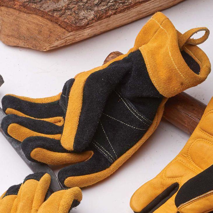 Garrett Wade Workman's Gloves