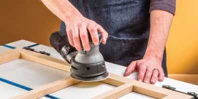Get Your Project On Track With Rockler T-Track Table Top And Shop Stand