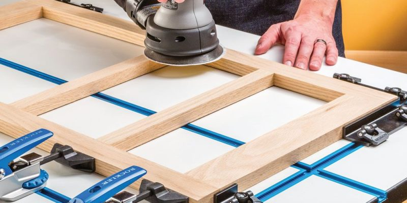 Get Your Project On Track With Rockler T Track Table Top And Shop Stand