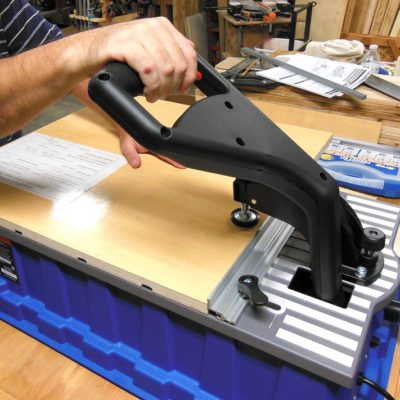 Kreg Foreman – Easy Joinery With The Ultimate Pocket Hole Machine
