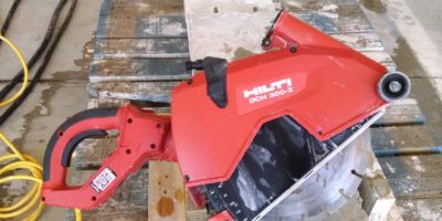Hilti Construction Solutions – and Ice Sculpting?! – 2019 Edition