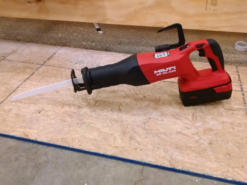 Hilti Construction Solutions - and Ice Sculpting?! - 2019 Edition