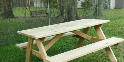 Life Is A Picnic – Eat It Up With These Easy DIY Picnic Table Bench Plans